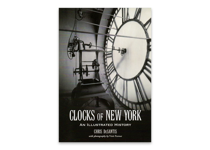 From tower clocks to time balls, this richly illustrated work thoroughly chronicles the history of public clocks in New York City. Paperback Edition. 255 Pages.