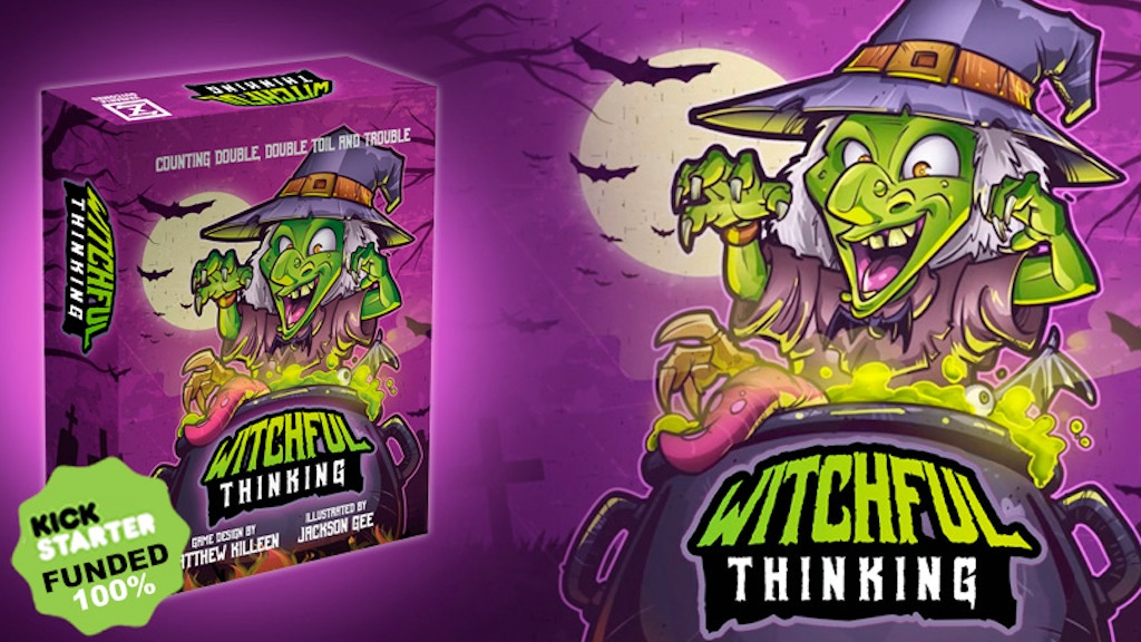 Witchful Thinking project video thumbnail