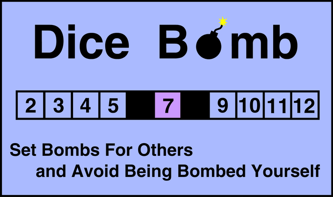 Sample of game with rules removed