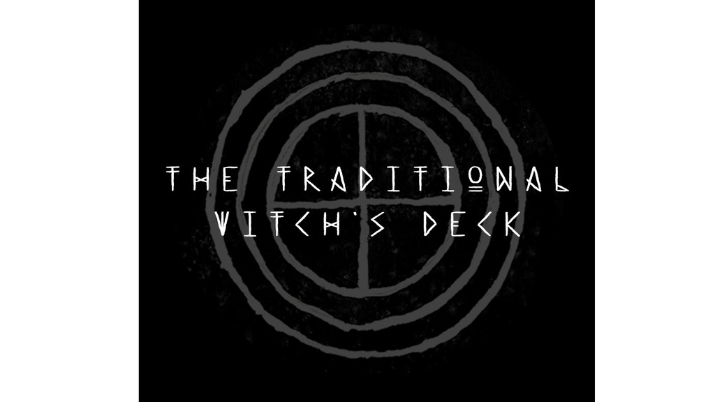 The Traditional Witch's Deck project video thumbnail