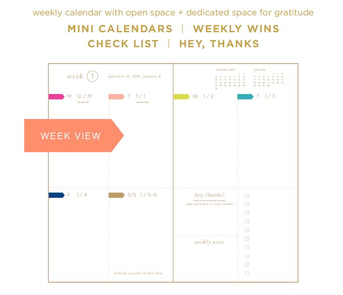 week view