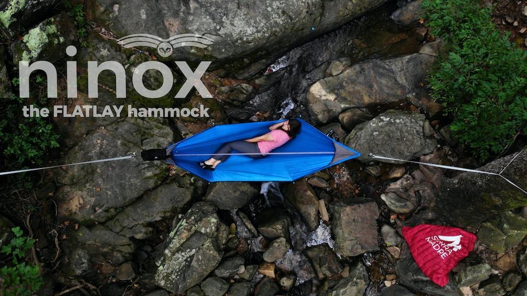Ninox | The FlatLay Hammock
