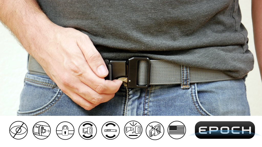World's Best QUICK RELEASE Belt - EPOCH project video thumbnail