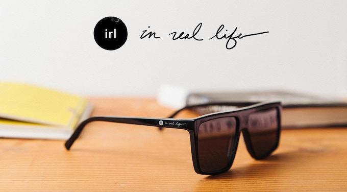 c8705e78c7c IRL Glasses - Glasses that Block Screens by Ivan Cash — Kickstarter