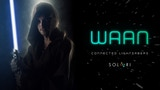 Click here to view WAAN: the 1st fully connected lightsaber, larger than life!