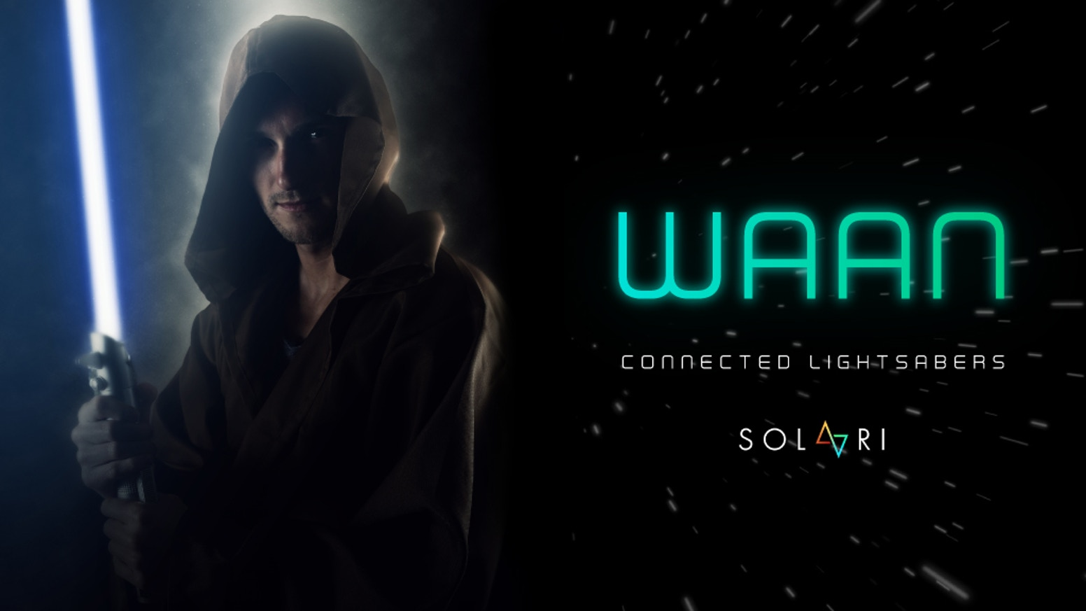 Thanks to all our contributors for their support! This adventure has only just begun. Follow us here on Kickstarter, on our website or on social channels to participate in the development of the Solaari WANN lightsabers!