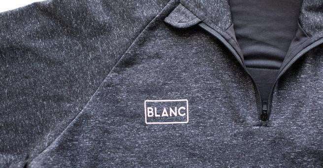 Shirt layers wick moisture away and retain heat.