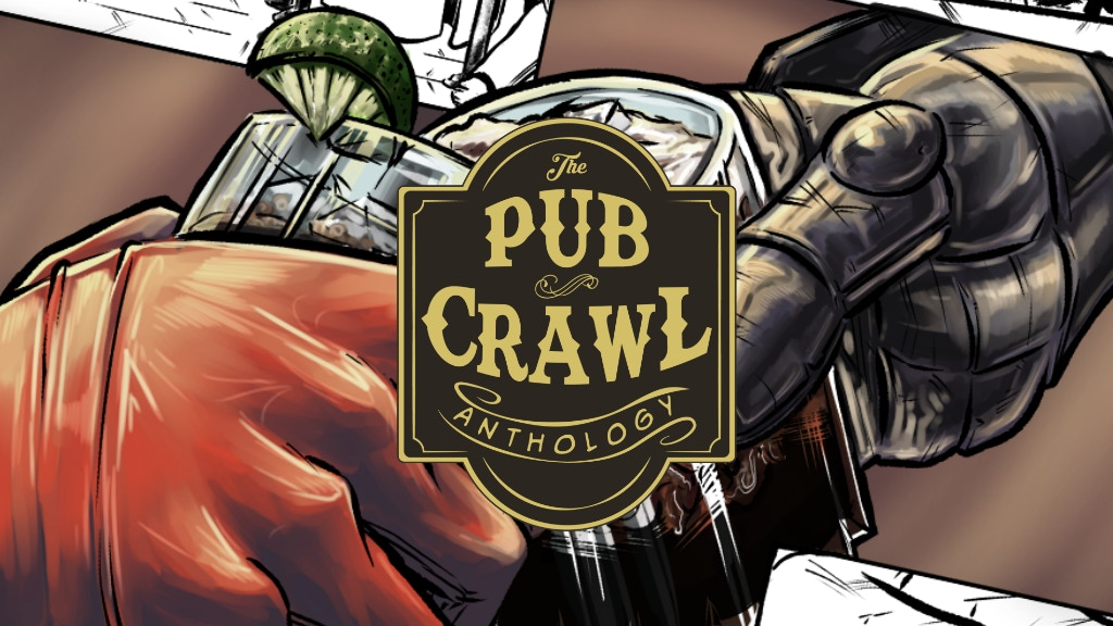 The Pub Crawl Anthology project video thumbnail