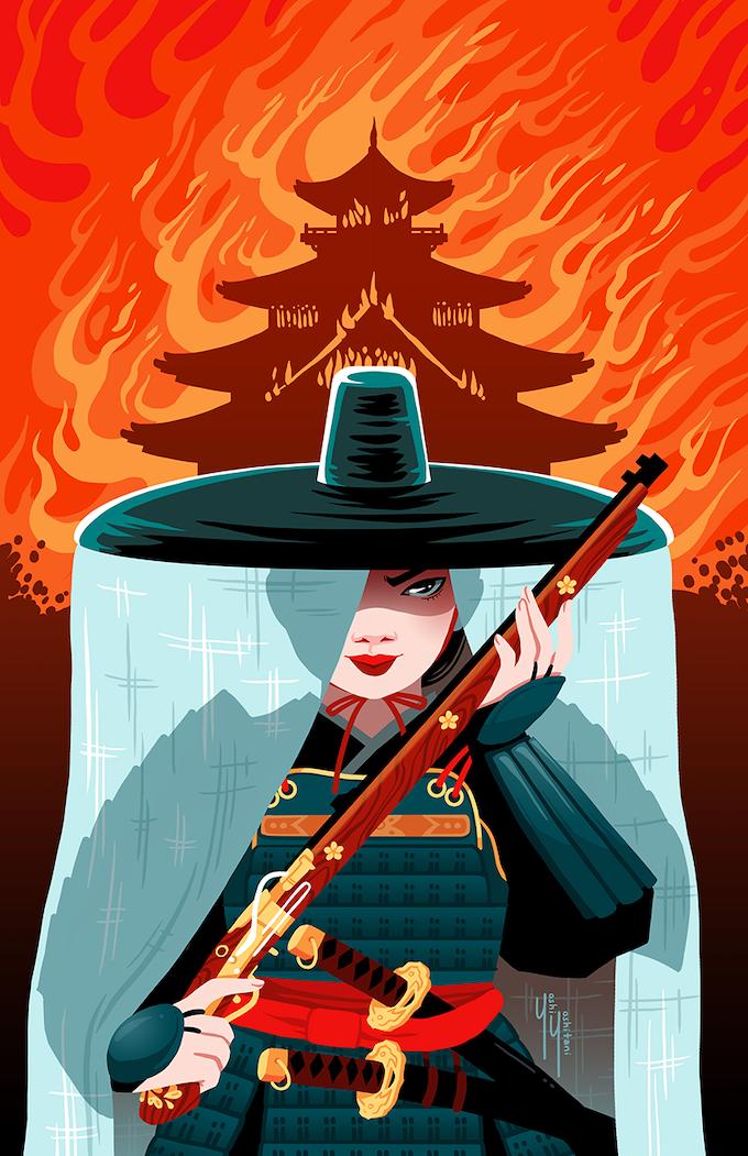 Thousand Arrows Cover Art
