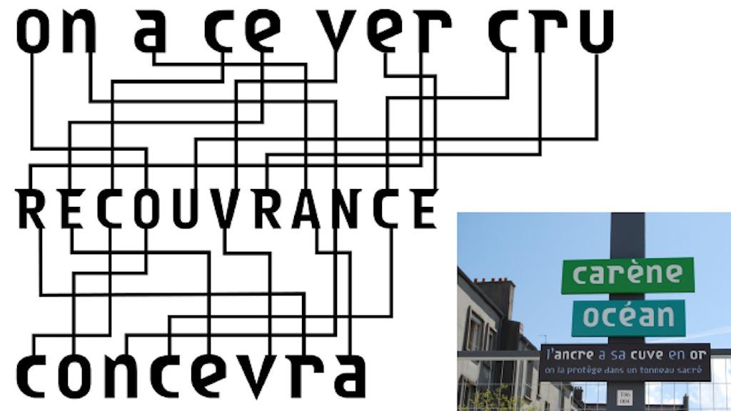 Pierre di Sciullo: le livre! / the book! (design+typography) project video thumbnail
