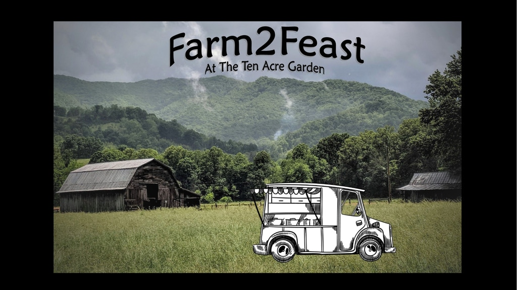 Farm2Feast project video thumbnail