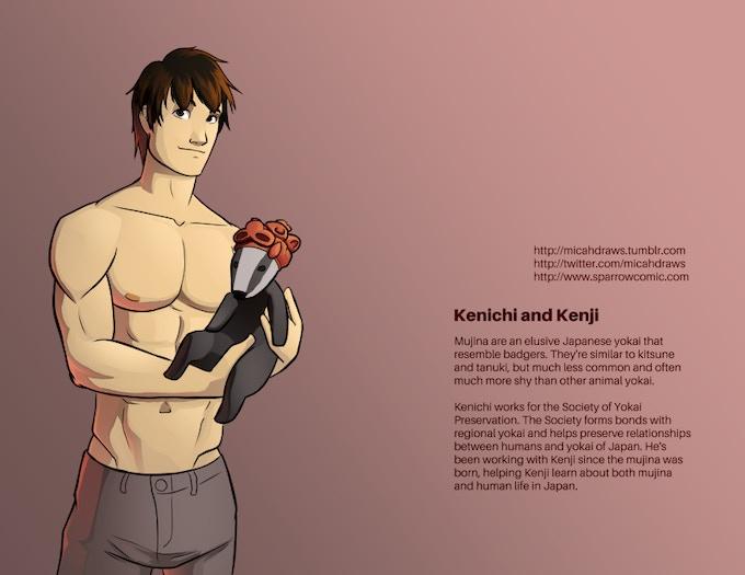 Kenichi and Kenji