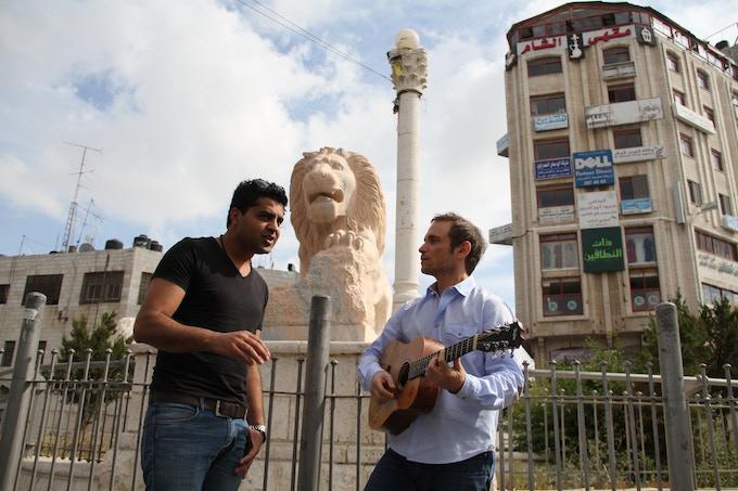 Al Manara Square - Downtown Ramallah