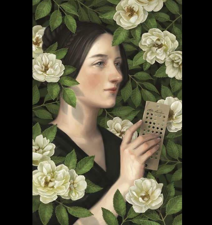 """""""Ada, Obscured"""" by Beth Sobel"""
