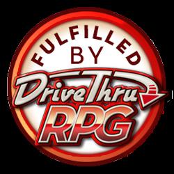 Drive Thru RPG a.k.a. DTRPG!