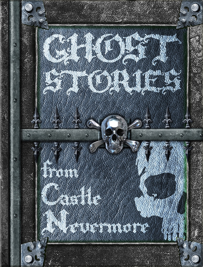 13 (lightly) Illustrated Ghost Stories
