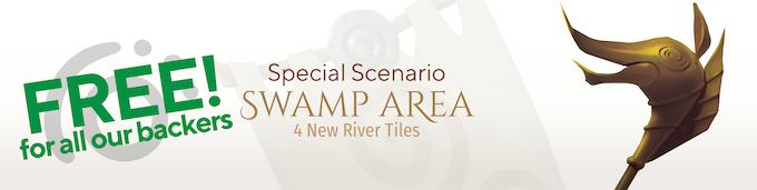 """Scenario """"Swamp Zone"""" giveaway"""
