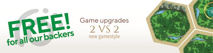 2 vs 2 mode