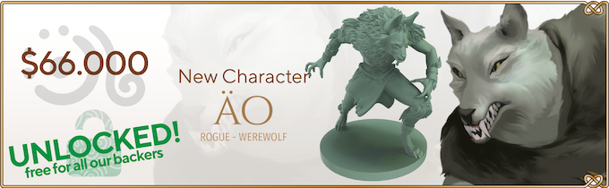 New Character: Äo, rogue and werewolf New Character: Äo, rogue and werewolf