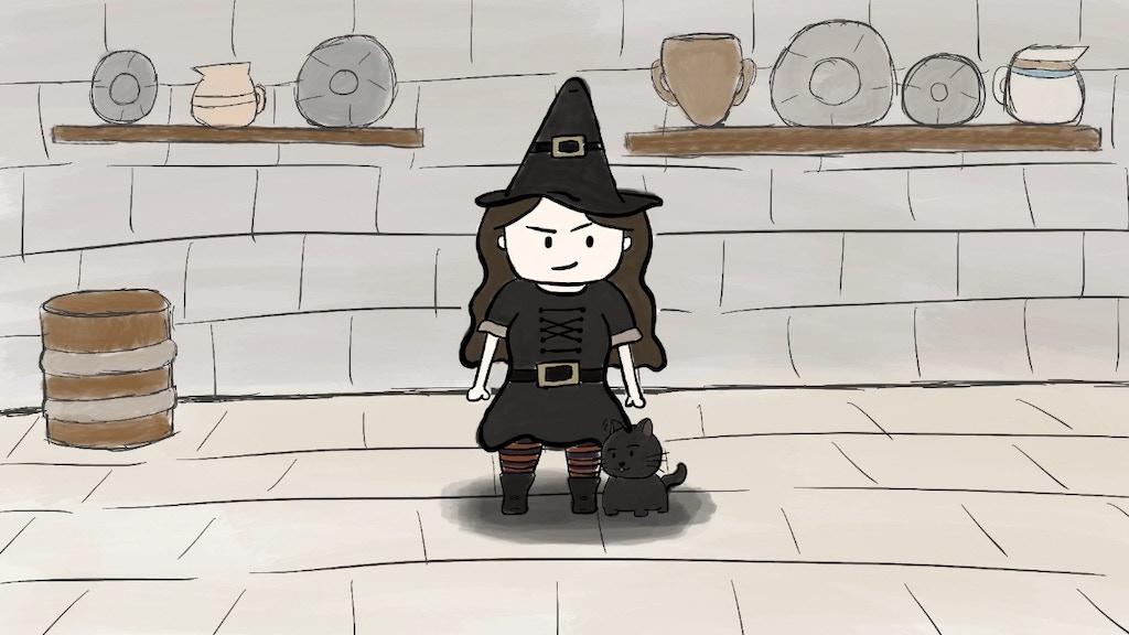 Samantha V Hutton Animation - Halloween Special