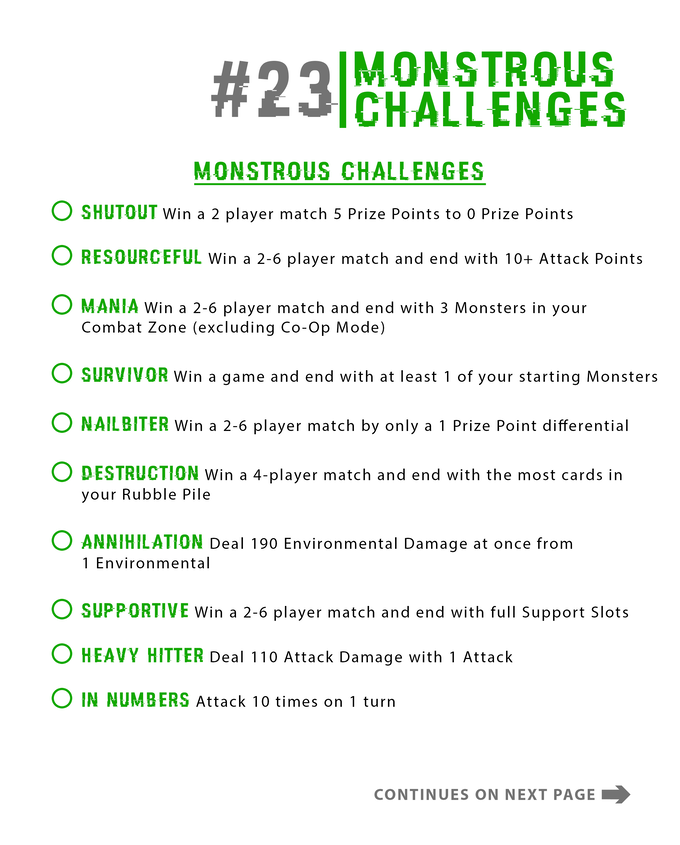 Can you complete these tough challenges?