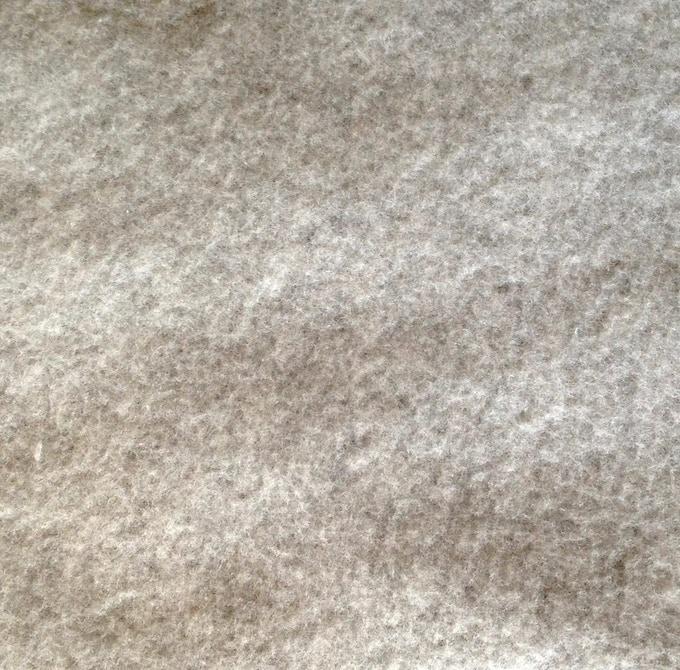 Blanket material top layer: Anti-pill medium weight fleece