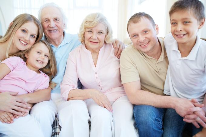 My Family- My Hero
