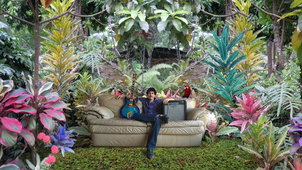 Nick De La O's Debut Album