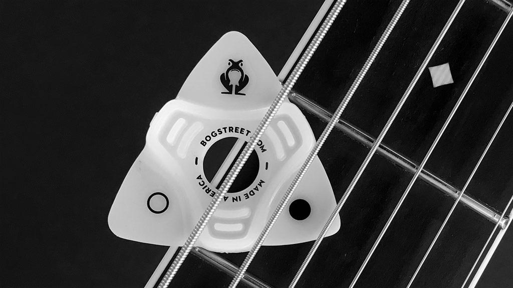 LEAP - Ergonomic Guitar Pick project video thumbnail