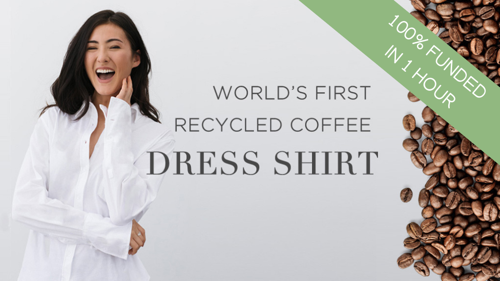 Your Perfectly Fitted Dress Shirts Made with Recycled Coffee project video thumbnail