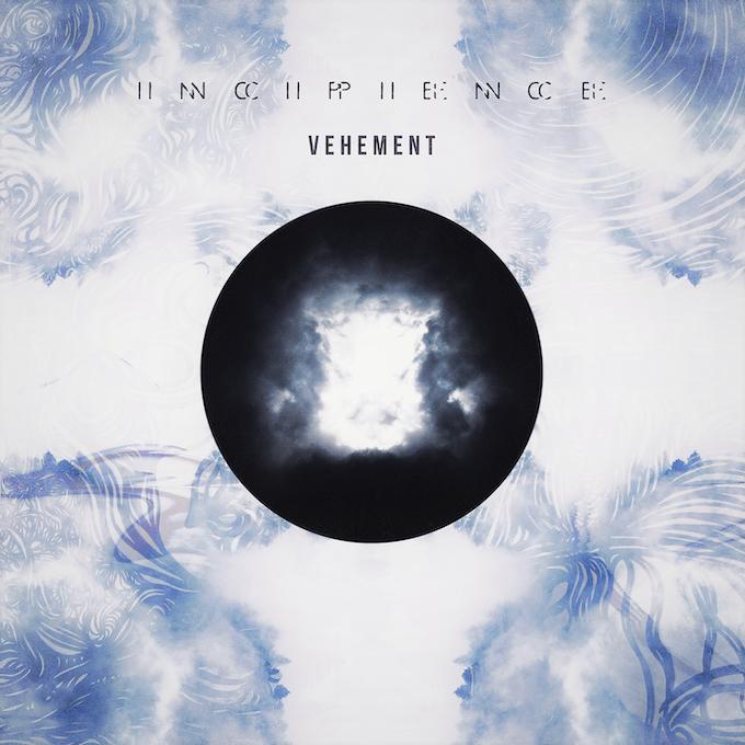 Incipience - Vehement art work by Britton Scott Shrum and Dustin Mcwethy