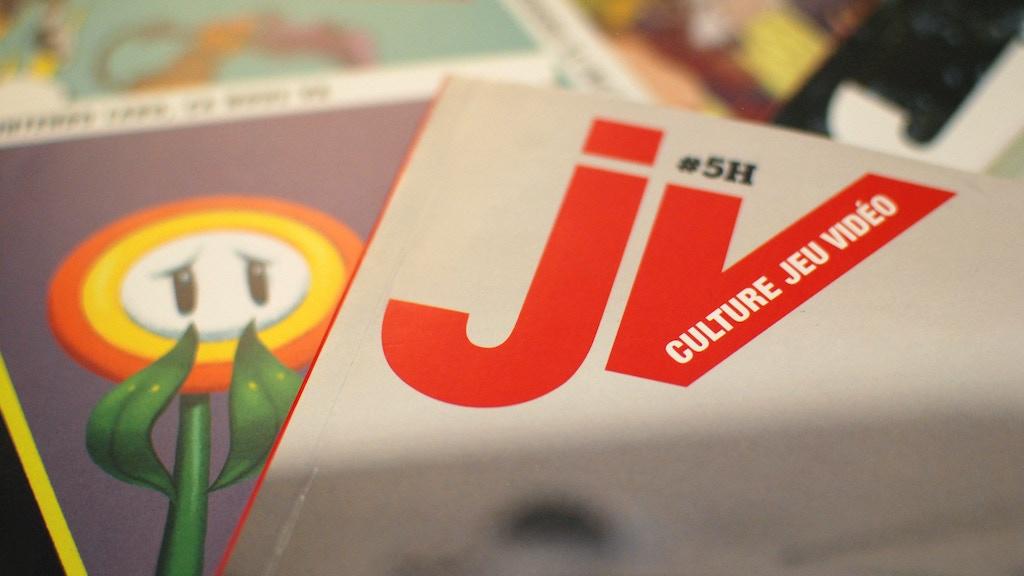 Sauvez le magazine JV