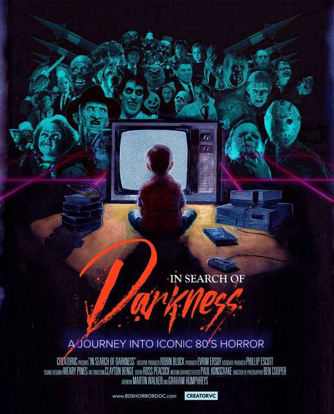 THE DEFINITIVE '80S HORROR DOC By