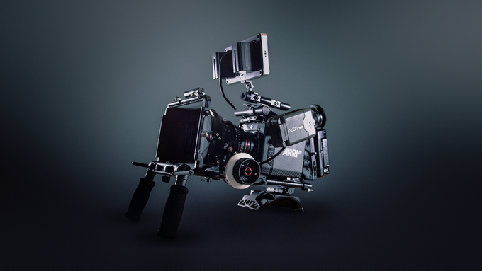 Arri Alexa Cinema Camera
