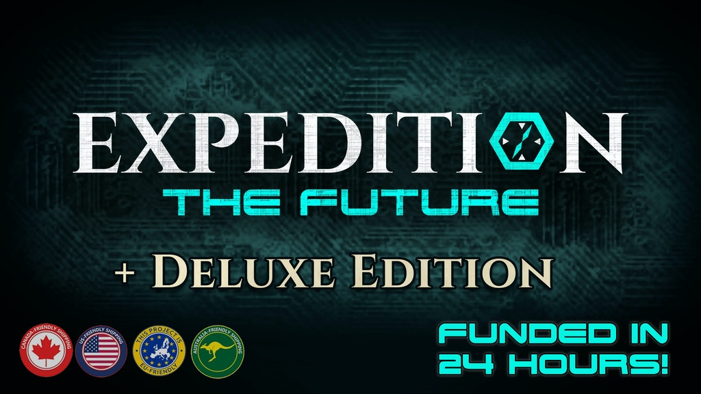 Expedition: The Future Expansion & Deluxe Edition project video thumbnail