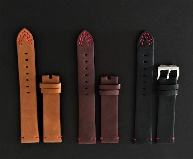 More choices of Straps Added