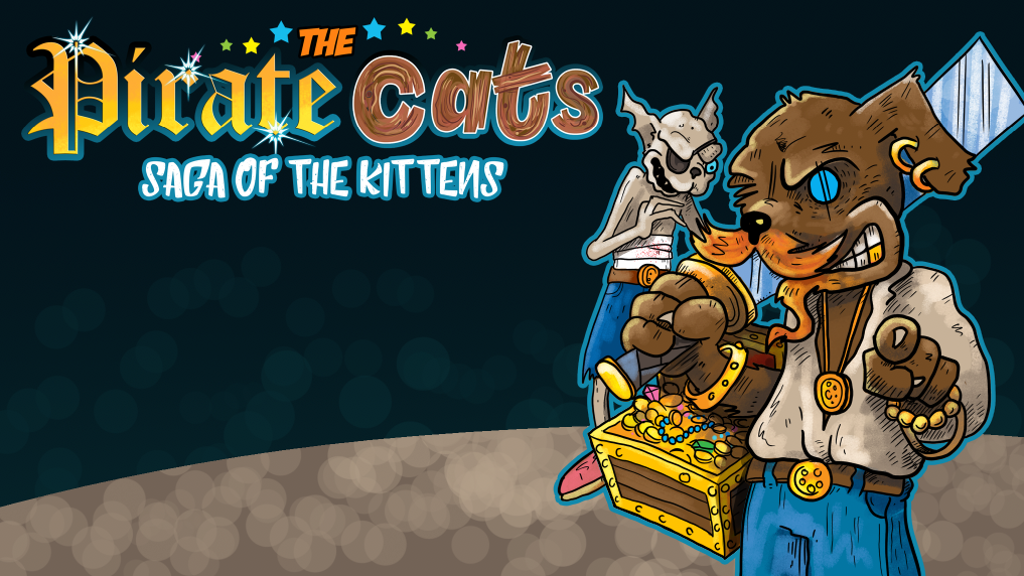 The Pirate Cats - Saga of the Kittens. Issue 2 project video thumbnail