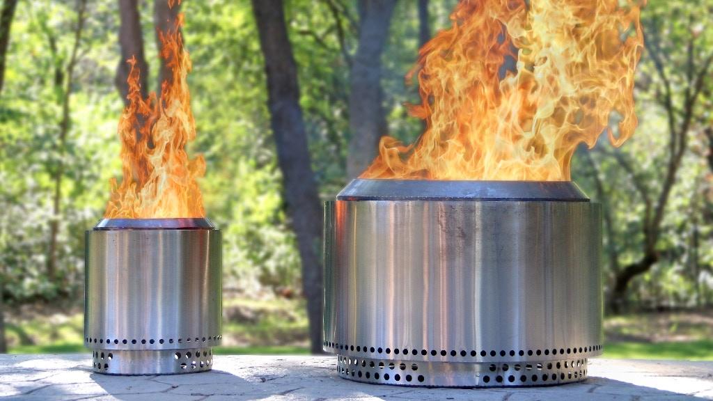 Solo Stove Yukon & Ranger | Innovative Fire Pits