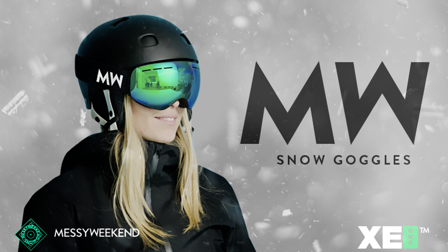 Great quality ski and snowboard goggles from Copenhagen. Carefully made to see you through all situations.