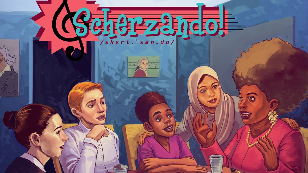 Scherzando! project video thumbnail
