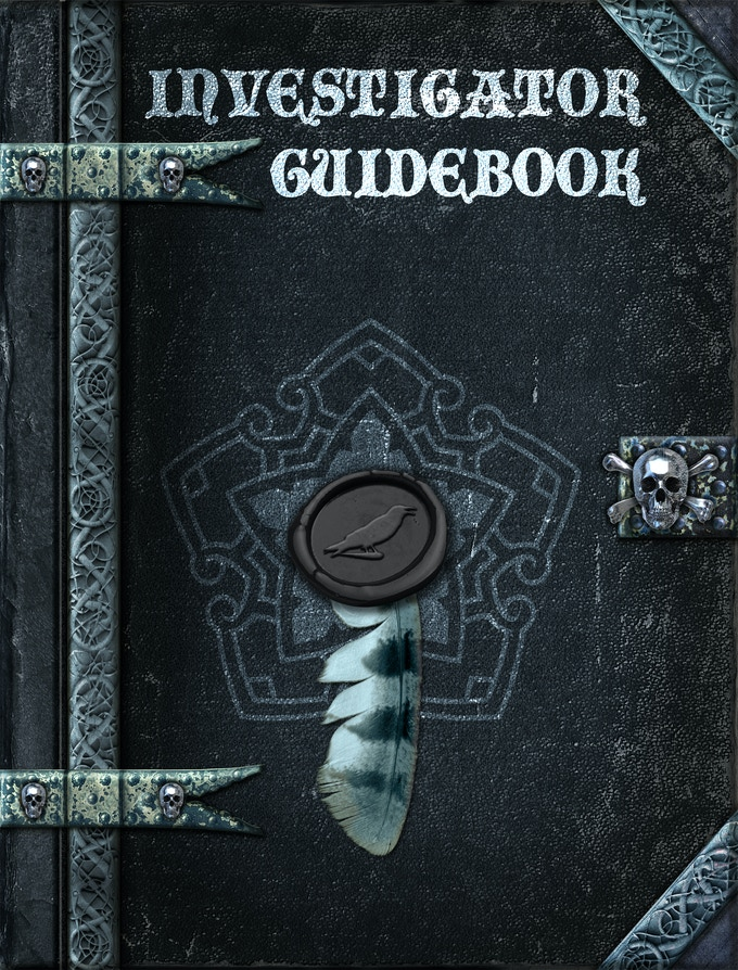 The Player's Investigator Guidebook Cover