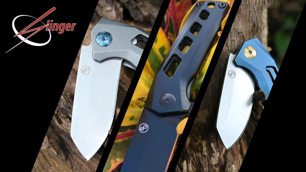 Slinger: Pocket-Sized EDC Flipper Knife project video thumbnail