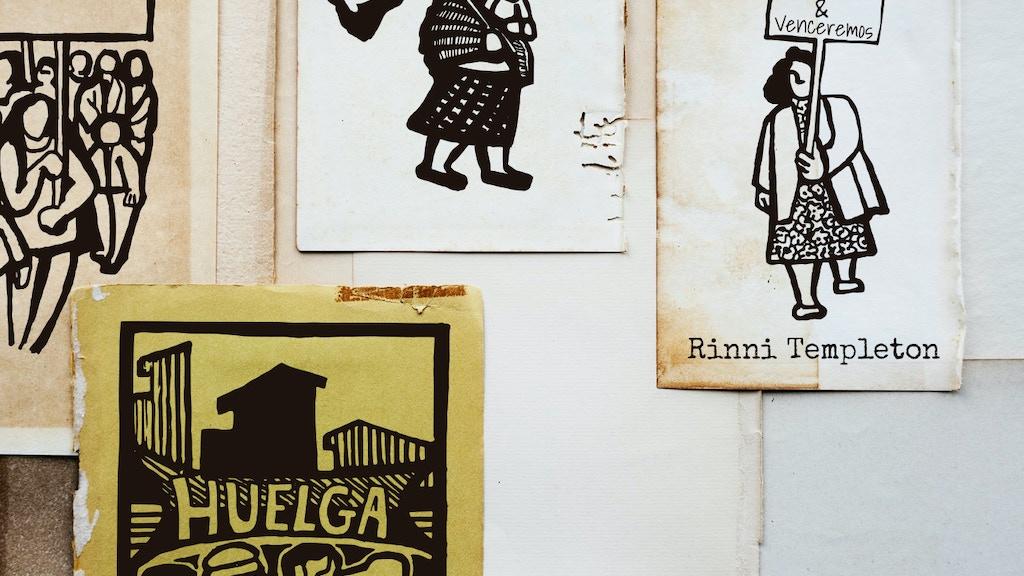Rini Templeton: exhibición project video thumbnail
