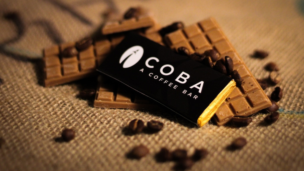 COBA: Coffee You Eat - Relaunched