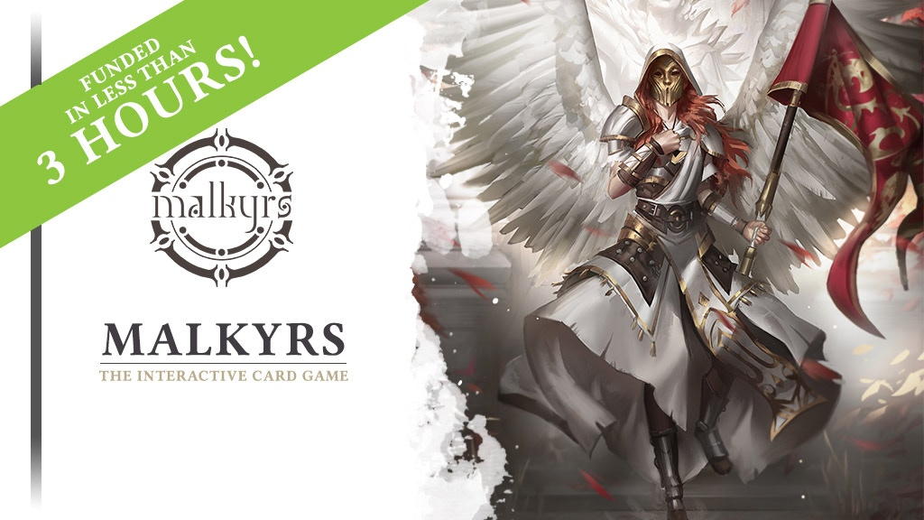 Malkyrs - The interactive card game