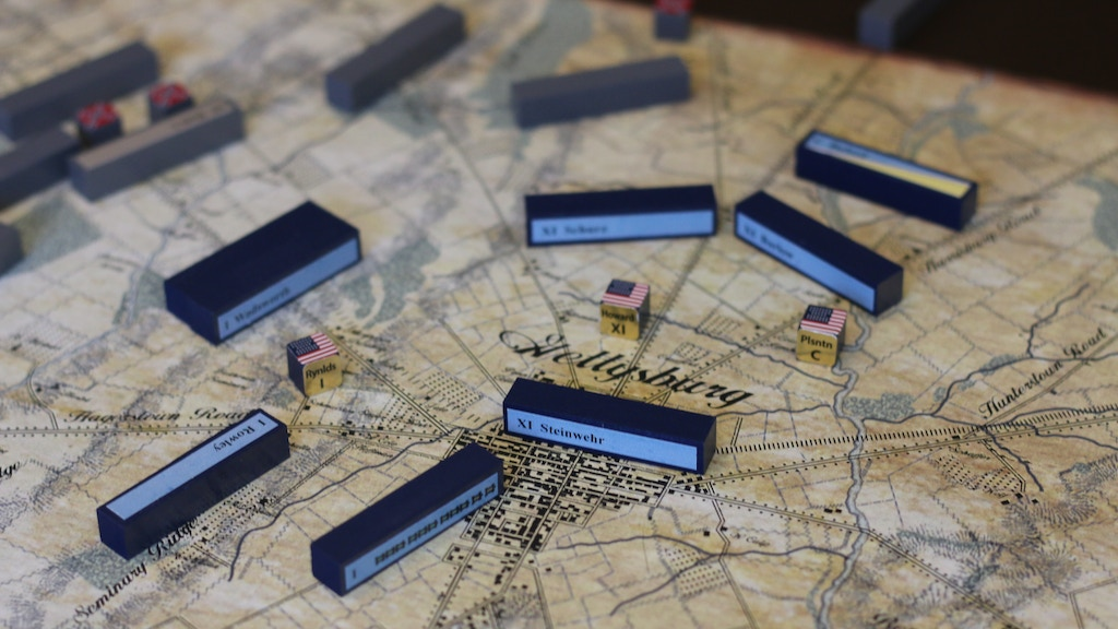 Gettysburg: Shall I advance? -Limited Edition