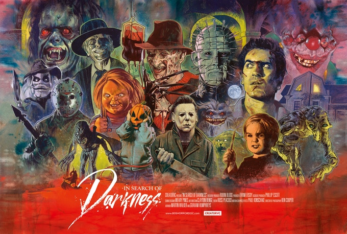 Limited Edition Artwork by Legendary Horror Artist Graham Humphreys