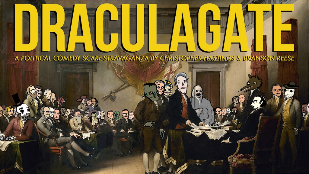 DRACULAGATE project video thumbnail