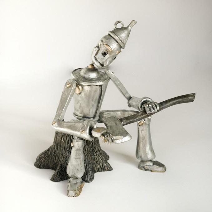 """Maquette Sculpture (6.25"""" tall, 6"""" wide, 5.25"""" deep)"""