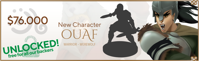 Ouaf (warrior werewolf)